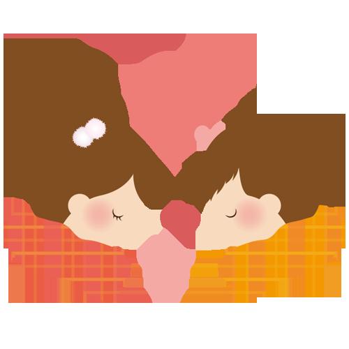 バレンタイン 無料イラスト愛