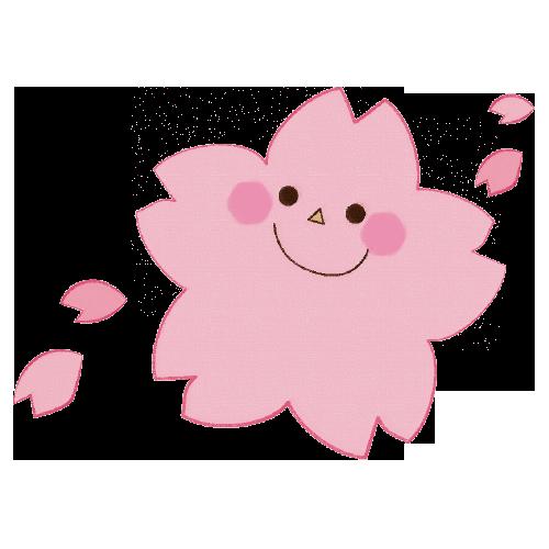 「桜楽しい イラスト」の画像検索結果