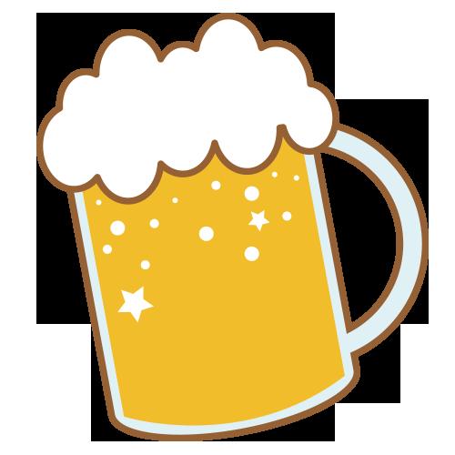 生ビール 無料イラスト イラストareira