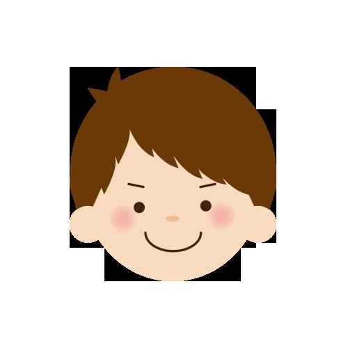 にっこり笑顔 アレイラ