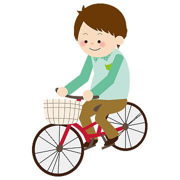 自転車の 自転車 素材 イラスト : 自転車 イラスト 書き方 簡単