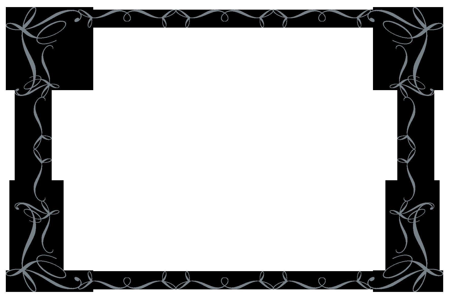 Векторные рамка для открытки, для заставки