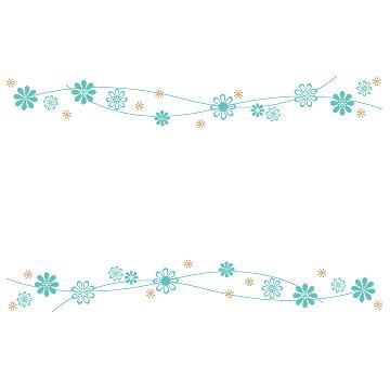 すべての講義 紫陽花の絵 : 花モチーフの無料イラスト 枠 ...