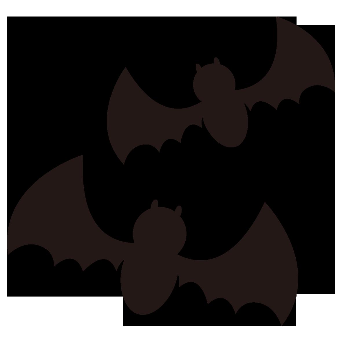 コウモリの画像 p1_3