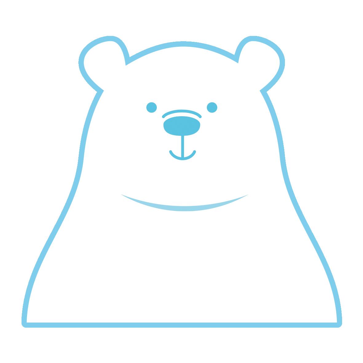 白熊 画像 イラスト